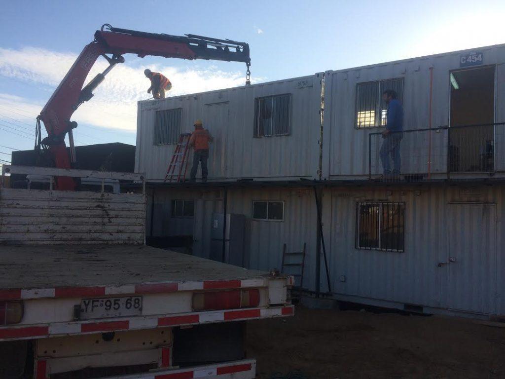 Placilla Containers