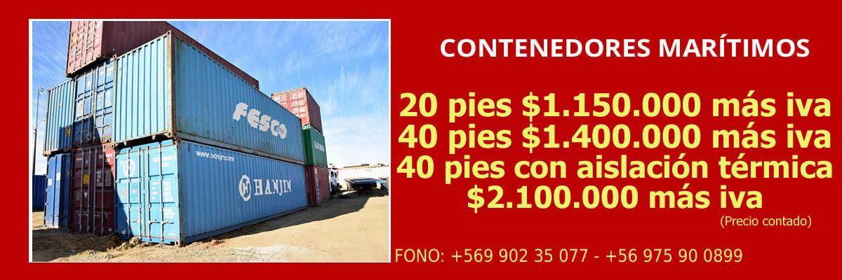 Venta container chile placillacontainers precio containers - Contenedores usados para vivienda ...