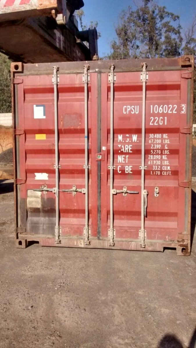 Venta container chile placillacontainers precio containers - Precio casa container ...